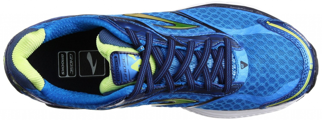 brooks ghost 7 im test