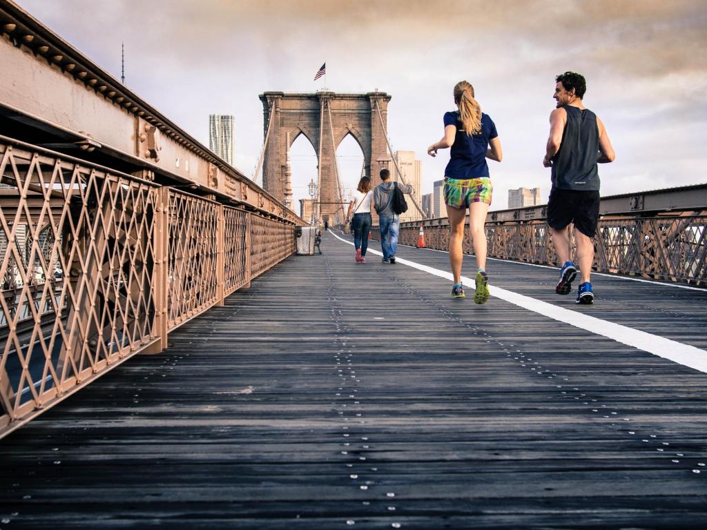 Laufen bei jedem Wetter. Der richtige Laufschuh macht alles mit